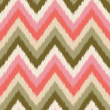 Seamless zig zag geometric pattern Royalty Free Stock Photos