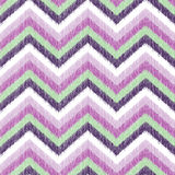 Seamless zig zag geometric pattern Royalty Free Stock Images