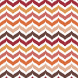 Seamless zig zag geometric pattern Stock Photography