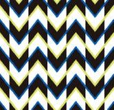 Seamless zig zag pattern Royalty Free Stock Photography