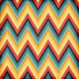 Seamless zig zag background Stock Photo