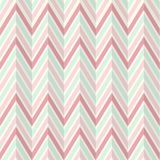 Seamless zigzag background Royalty Free Stock Photography
