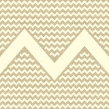Seamless zigzag pattern. Stock Photography
