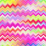Seamless zigzag pattern Stock Image