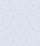 Seamless zigzag pattern. Lines texture. Stock Image