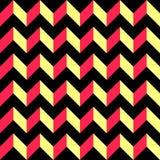 56-4-2. Seamless ZigZag Pattern. Vector Regular Texture stock illustration