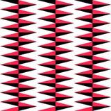 56-5-2. Seamless ZigZag Pattern. Vector Regular Texture stock illustration