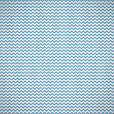 Seamless zigzag wave pattern Royalty Free Stock Photography