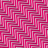 Seamless zigzag wide magenta with long shadow and fold Stock Photo