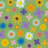 SeamlessFlowers Image stock