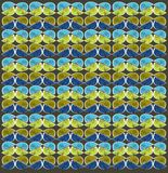 Seamlessly repeat pattern Stock Images
