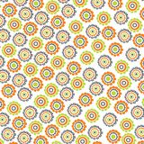 Seamlessly repeat pattern Royalty Free Stock Images