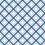 Seamlessly repeatable monochrome square, block geometry pattern. Stock Images
