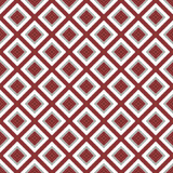 Seamlessly repeatable monochrome square, block geometry pattern. Royalty Free Stock Photography