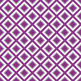 Seamlessly repeatable monochrome square, block geometry pattern. Stock Photos
