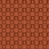 Basket Pattern. A seamlessly repeatable woven basket pattern Royalty Free Stock Image