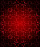 Seamlessly Wallpaper with dark color tones. Stock Images