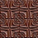 Seamlesspattern2h Royalty-vrije Stock Afbeeldingen