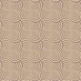 Seamliss geométricos monocromáticos abstratos teste padrão, papel de parede Imagens de Stock Royalty Free