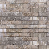 Seamlss Vuile Concrete Blokken Royalty-vrije Stock Foto's