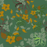 Seamples  Spring Flower illustration Stock Photo
