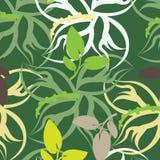 Seamples  Spring Flower illustration Stock Images