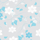 Seamples  Spring Flower illustration Royalty Free Stock Photos