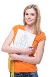seamstress fotografia stock libera da diritti