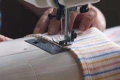 seamstress immagine stock