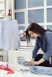 seamstress immagini stock