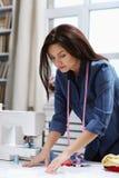 Seamstress Stock Image