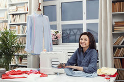Seamstress Stock Images