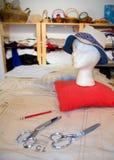 Seamstress Shop Stock Photos