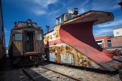 ` Seamtown-` PA-Museum Stockbild