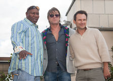 Sean Bean, Christian Slater, Ving Rhames Stock Photo