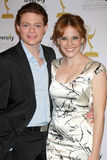 Sean Berdy, Katie Leclerc Royalty Free Stock Photography