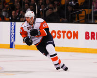 Sean Bergenheim, New York Islanders. New York Islanders forward Sean Bergenheim #20 stock photography