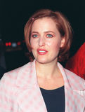 Gillian Anderson Royalty Free Stock Photo