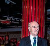 Sean Connery, Madame Tussauds muzeum w Londyn Zdjęcia Royalty Free