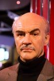 Sean Connery in Madame Tussauds von London stockbild