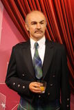 Sean Connery wax figure Stock Photo