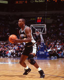 Sean Elliott, San Antonio Spurs Fotografie Stock