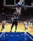 Sean Elliott, San Antonio Spurs Fotografia Stock