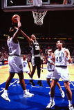 Sean Elliott, San Antonio Spurs Stock Images