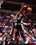 Sean Elliott, San Antonio Spurs Royalty Free Stock Photography