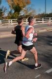 Sean-Furt u. Doppelstadt-Marathon Adam-Bohach 2010 Lizenzfreies Stockbild
