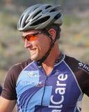 Sean Haidet- Cyclocross favorable Imagenes de archivo