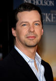 Sean Hayes. HOLLYWOOD, CALIFORNIA. Sunday December 16, 2007. Sean Hayes attends the World Premiere of `The Bucket List` held at the ArcLight Theater in Hollywood Stock Photos
