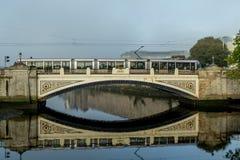 Sean Heuston Bridge Royalty Free Stock Images