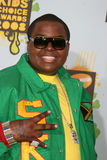 Sean Kingston Royalty Free Stock Image